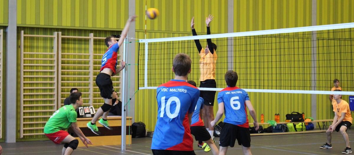 1. Runde der Nachwuchs-Schweizermeisterschaft